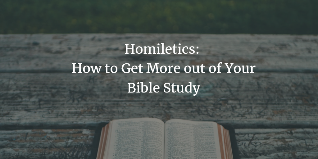 1. Distinguish between devotional reading and Bible study.